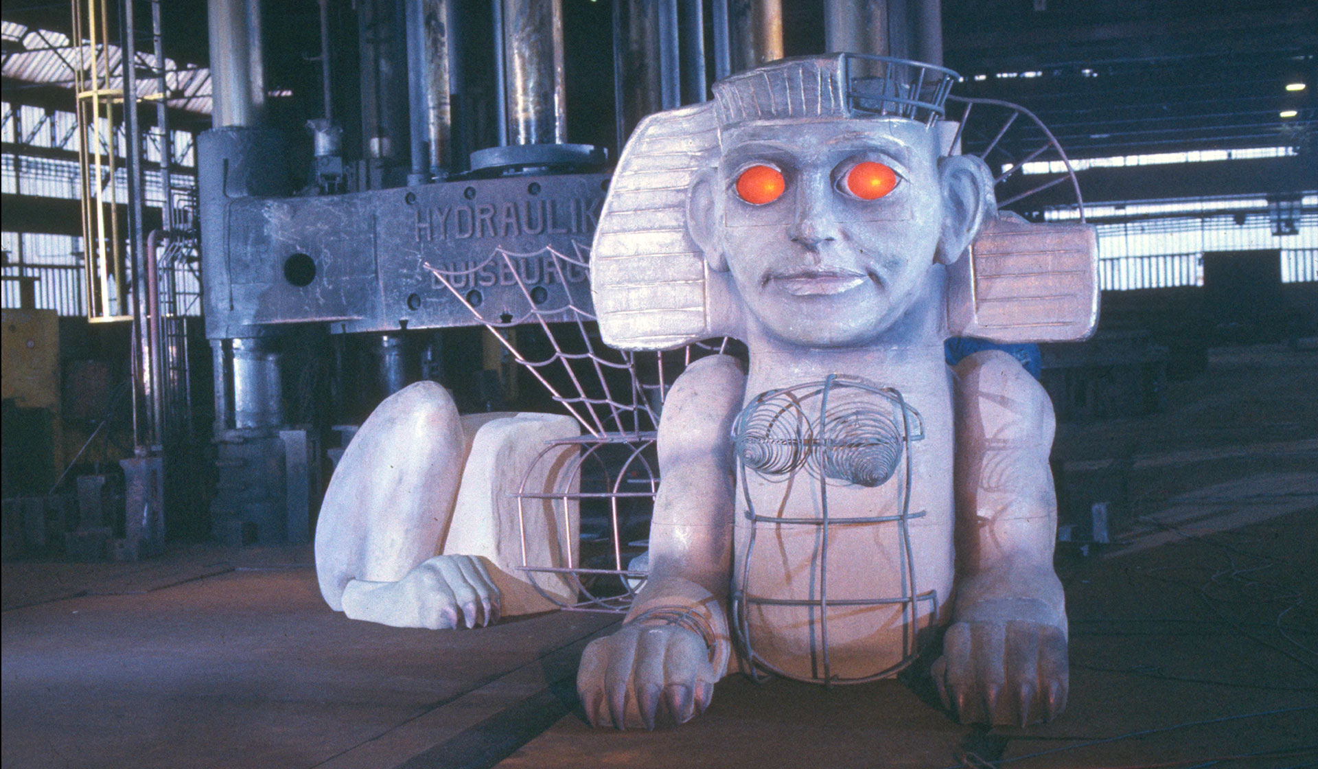 Sphinx Skulptur