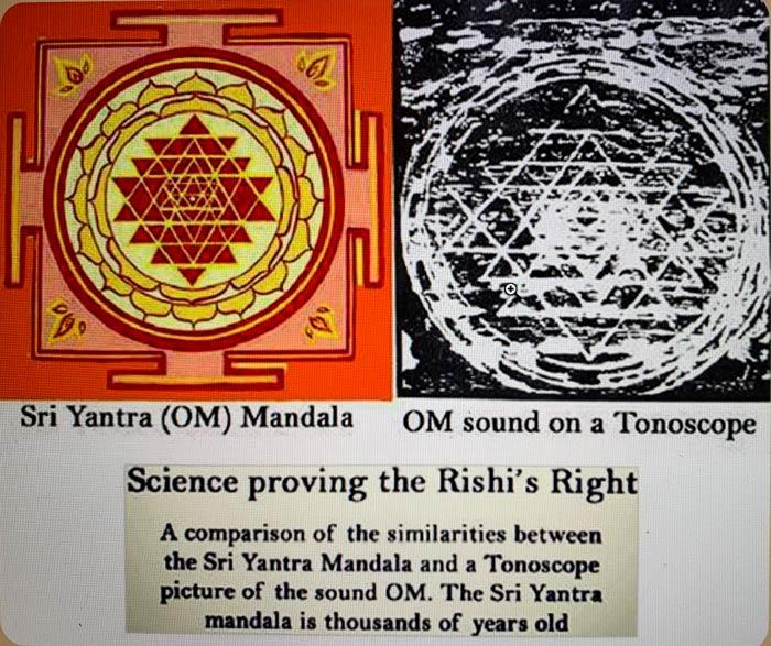 Mandala und Tonoscope